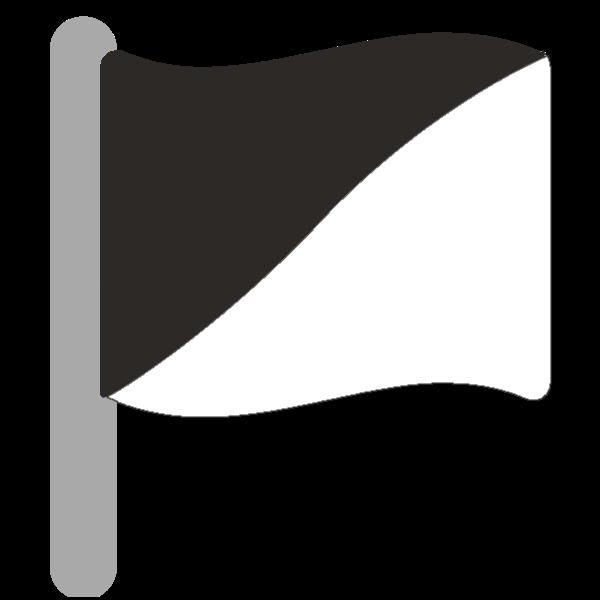 :flag_bnw: